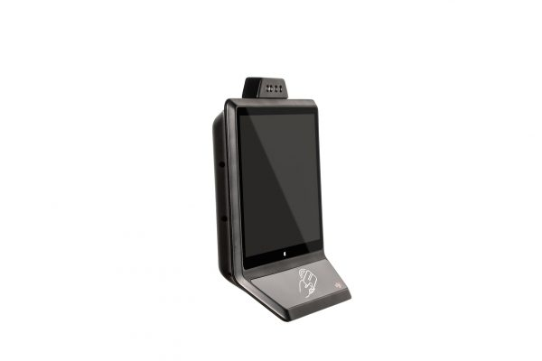 Winpad with 3D Face recognition camera
